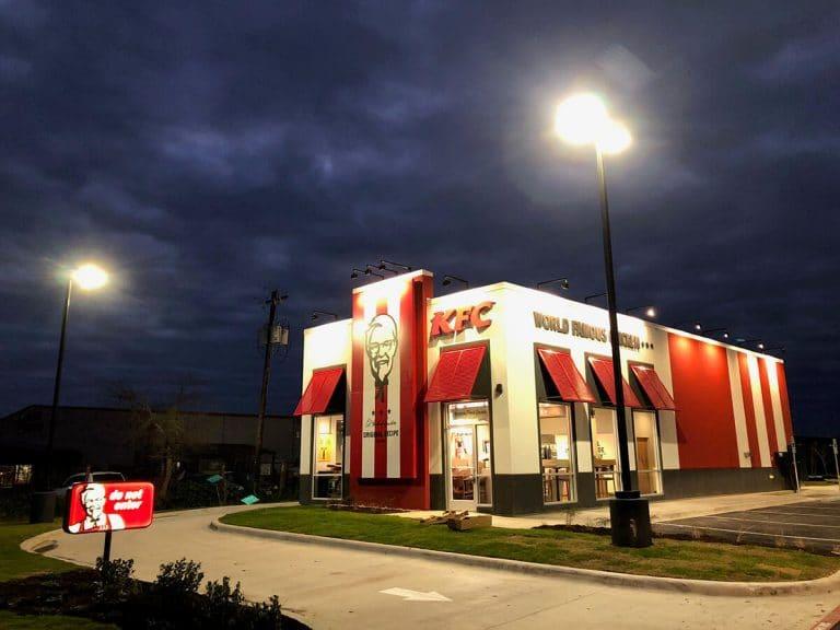 KFC Uvalde, TX